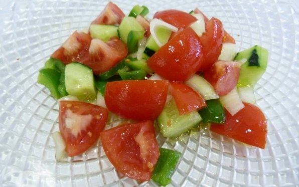 Picadillo de Verduras