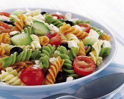 ensalada de pasta recetas adn nutricion dietista nutricionista jerez perdida de peso nutricion deportiva