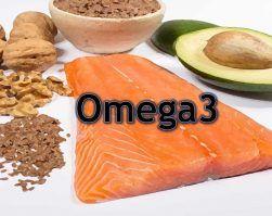 Beneficios del omega 3 para lesiones musculares y deportivas. Problemas cardiovasculares. Nutricion clinica adn nutricion