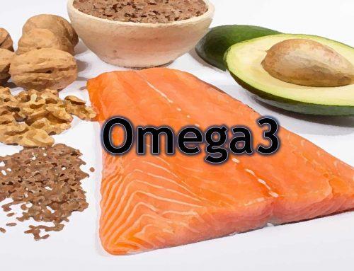 Beneficios del Omega 3