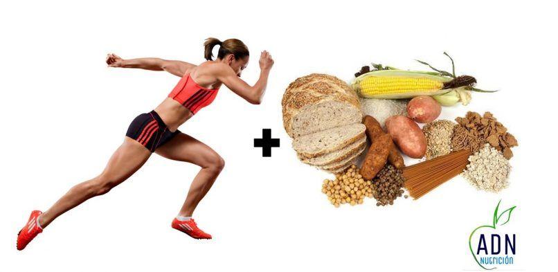 Carbohidratos y Nutrición Deportiva
