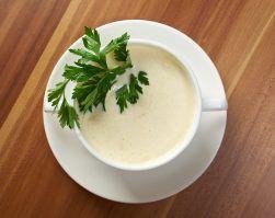 Crema de colifor perdida de peso nutricion deportiva clinica adn jerez cadiz alimentación saludable receta facil