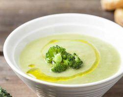 Crema de brocoli alimentación saludable clinica adn nutricion jerez clinica adn cadiz nutricion clinica perdida de peso deportiva