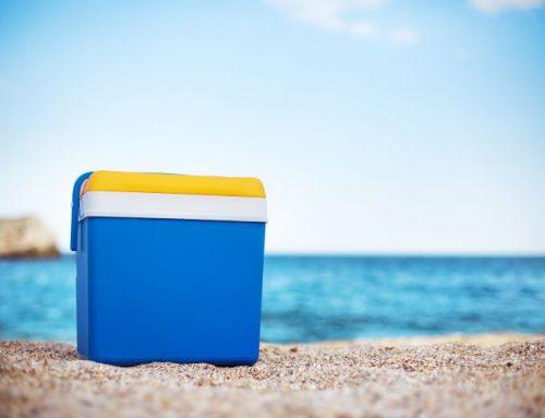 Menú playa