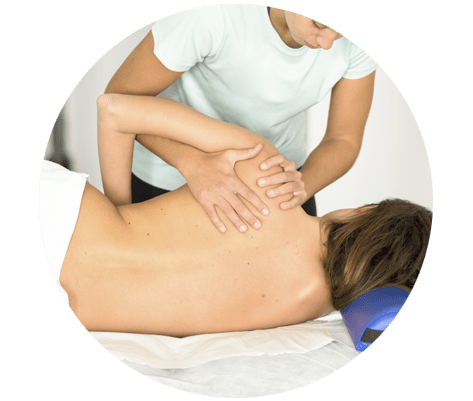 Clinica ADN fisioterapia y rehabilitación jerez masajes, puncion seca, vendajes neuromusculares, deportiva